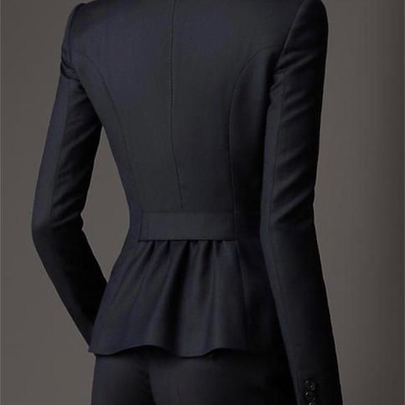Burberry Jackets & Blazers - Burberry wool blazer